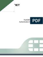 FortiOS Handbook -  ver.5.0