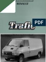 Renault Trafic 1986