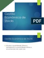 Gestão Económca