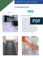 Reglementation Escaliers Pbm