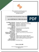 Algoritmo y Programacion 2