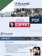 Apresentação Esprit 2013