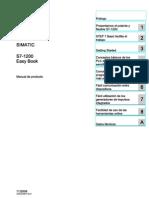 SIMATIC S7-1200 Manual de Producto