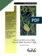 Manual SQL 2000
