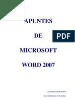 Apuntes Word 2007