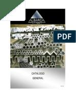 Catalogo Albarca Aluminio