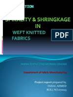 Presentation Shrinkage