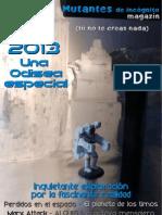 2013 Odisea Especial