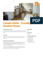 영국 런던 Canada Water - Trundleys Student House-12-03-13-11-28