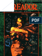 Vampiro La Mascarada - Novela Del Clan Toreador