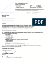 Jadual Interaksi PPG Sem5