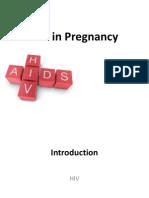 HIV in Pregnancy Topic