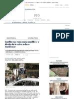 Conflito Nas Ruas_ Como Equilibrar o Direito de Ir e Vir e o de Se Manifestar - Jornal O Globo