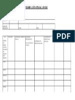 Formato de planificación semanal segundo semestre 2013