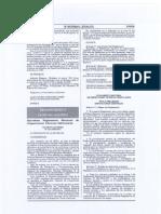 Ley de Revisiones Tecnicas Vehiculares Ds 025-2008-Mtc