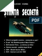 Lucian Cozma Stiinta Secreta