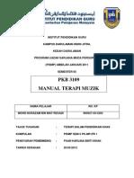 Manual Terapi Muzik