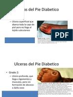 Ulceras Del Pie Diabetico