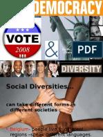Democracy & Diversity