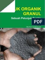 buku pupuk organik granul