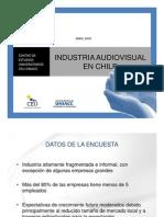 Industria Audiovisual en Chile 1023175529216306405