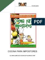 Cocinas Para Impostores 1
