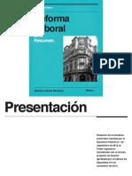 Reforma Laboral 2012 Resumen Ibook Copia Ligas1