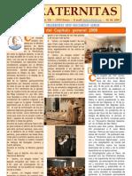 Fraternitas 2009-06 Español