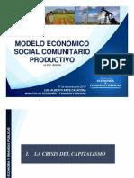 Nuevo Modelo Economic o