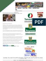 15-08-2013 NO HE DEFINIDO AÙN LA ESTRUCTURA DE FUNCIONARIOS EN EL AYUNTAMIENTO, 'PEPE' ELÌAS