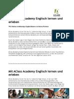 AClass Academy of English, Learn English in Malta