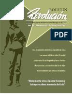 Boletín no.23 Marzo  2013