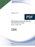 Netezza Advanced Security Admin Guide