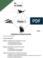 Tecnologia Do Transporte de Cargas Parte 1