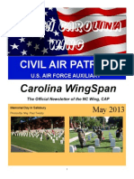 North Carolina Wing - May 2013