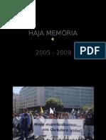 HAJA MEMÓRIA