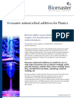 Biomaster Additives for Plastics Sales
