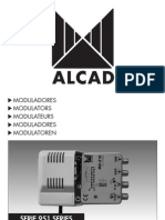 Alcad Modulator 951 Series