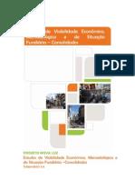 Estudo Viabilidade Economica Fgv Nova Luz