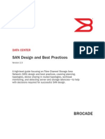 Brocade SAN Design Best Practices