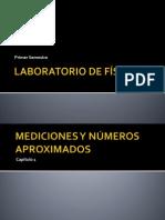 Mediciones y Numeros Aproximados