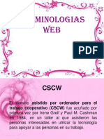 Terminologias Web