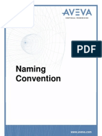 pdms naming  convention