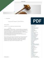 Ciência Política _parlamentarismo