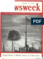 Newsweek Magazine March 17 1941