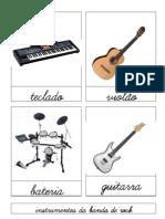 instrumentos cursiva