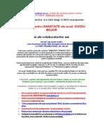 Cartile Pt. Sanatate Ale Acad.ovidiu Bojor