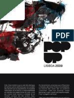 POP UP Lisboa 2009 - Exposição