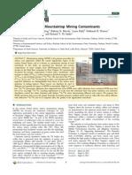 Vengosh Mountaintop Mine Isotopic Imprints