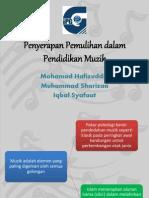 Penyerapan Pemulihan Dalam Pendidikan Muzik